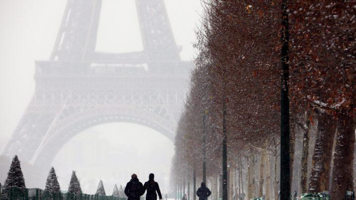 опять в Париже