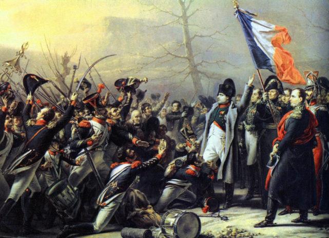 сто дней Наполеона первого