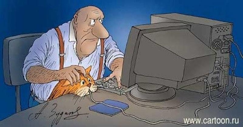 карикатура 9