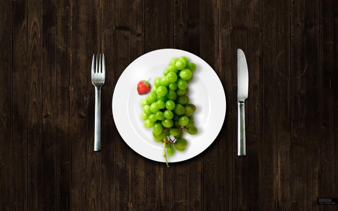 скромный обед