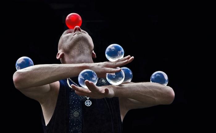 жонглёр 2
