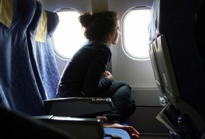 в самолёте 2